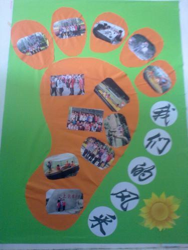 中年级教室布置设计图片